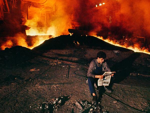 Steve McCurry,Smerderevo, Serbia, 1989 | © Steve McCurry