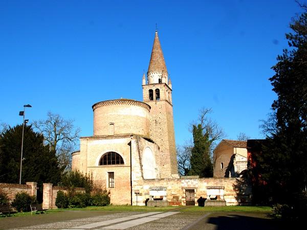 Abbazia della Vangadizza, Badia Polesine (Rovigo)
