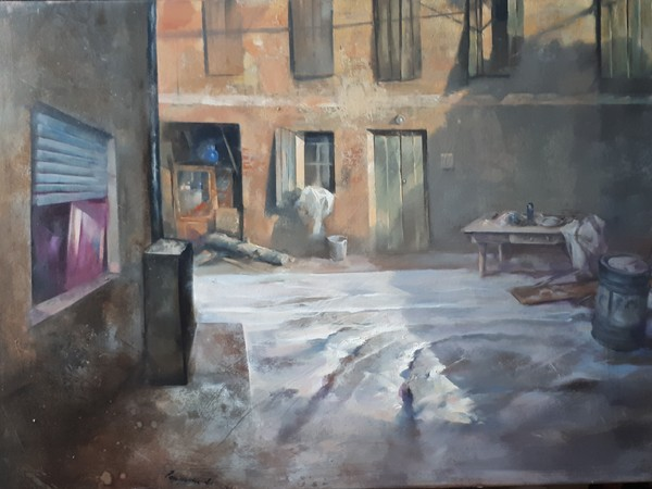 Opera di Marco Camporese