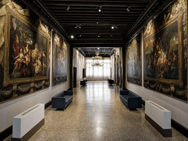 Fondazione Levi, <em>Salone nobile di</em> <em>Palazzo Giustinian Lolin</em>, Venezia | Courtesy of Fondazione Ugo e Olga Levi<br />