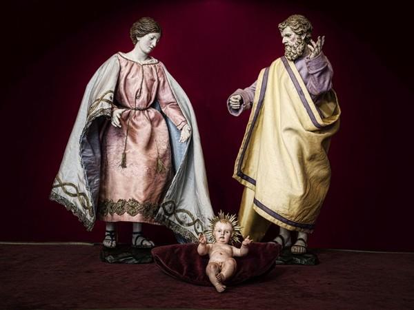 Giovanni Battista Garaventa, Figure presepiali. Collezione privata