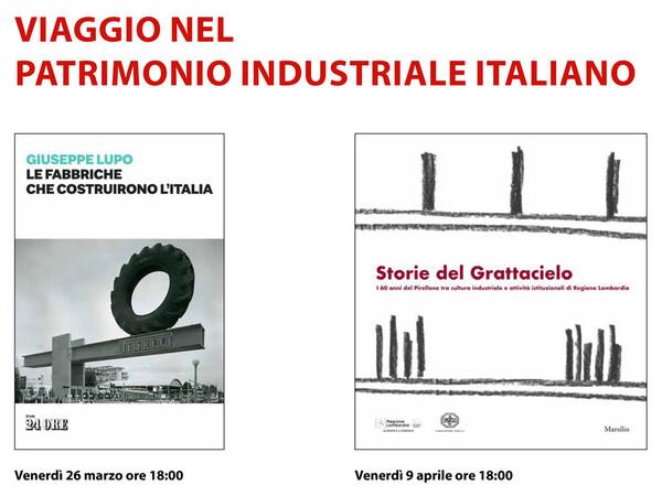 Viaggio nel patrimonio industriale italiano