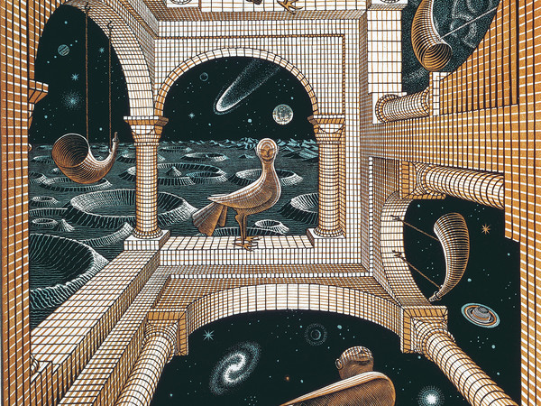 Maurits Cornelis Escher, Altro Mondo II