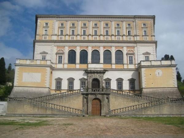 Palazzo Farnese, Caprarola