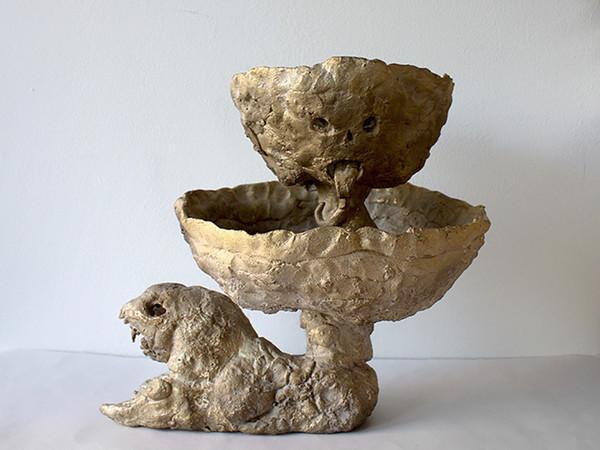 EvgenyAntufiev, Untitled, 2017. Bronze, cm. h 40