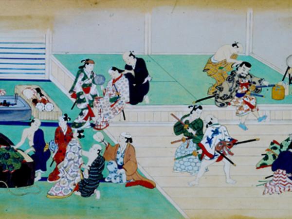La Rinascita della Pittura Giapponese. Vent'anni di Restauri al Museo Chiossone di Genova
