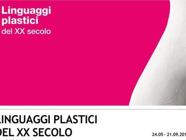 Linguaggi plastici del XX secolo, Galleria Civica, Trento