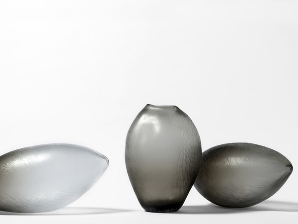 "<h1><span style=""font-size: 12px;"">Michela Cattai, </span><span style=""font-size: 12px;"">Chiaroscuro 2018, </span><span style=""font-size: 12px;"">Hand-blown glass sculpture with grey-tone shading, battuto engraving. Executed in Murano, Venice, Italy. Underside incised with signature, date and archive number</span></h1>"