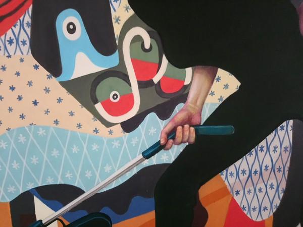 Vania Elettra Tam, Aspirazioni al cubo, installazione