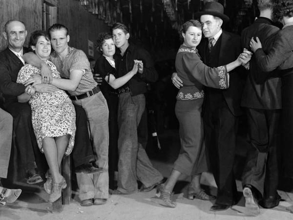 Margaret Bourke-White, Montana, 1936