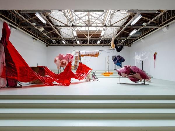 Installation view, Daiga Grantina, Toll, curated by Sandra Adam-Couralet, Palais de Tokyo, Paris, 16 February – 13 May 2018 I Ph. Toan Vu-Huu