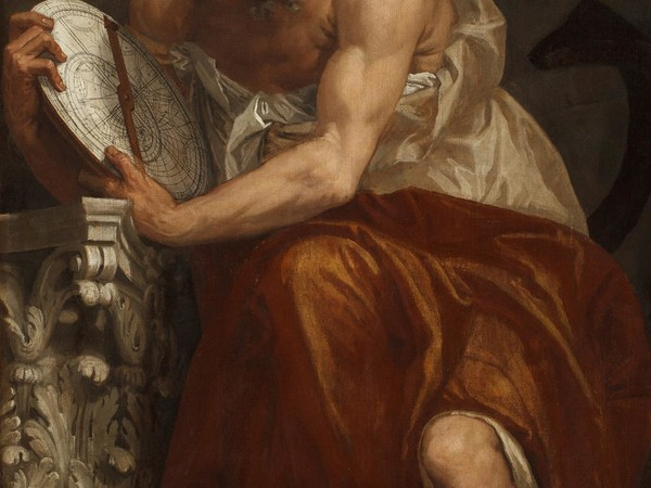 Paolo Veronese, Allegoria della Navigazione: Tolomeo. Los Angeles, County Museum of Art