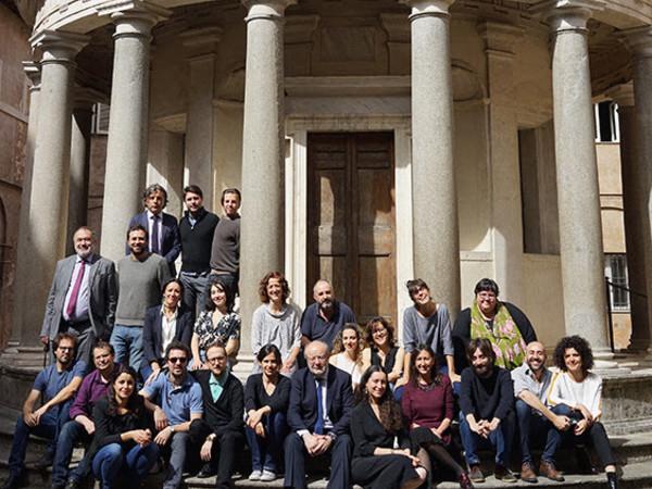 Processi 144, Real Academia de España en Roma