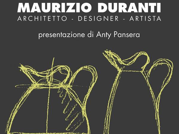 Avventure Progettuali di Maurizio Duranti. Architetto • Designer • Artista