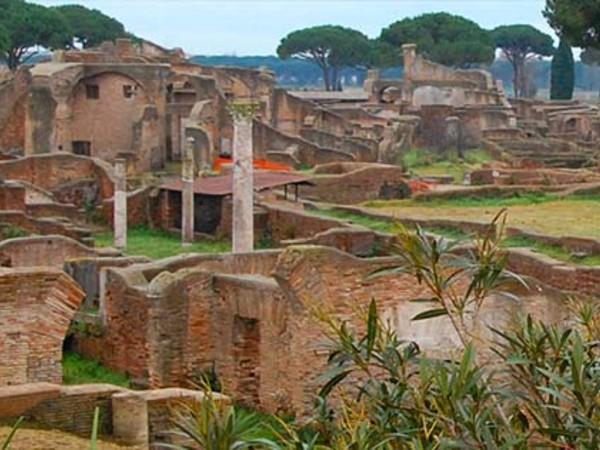 Parco archeologico Ostia antica