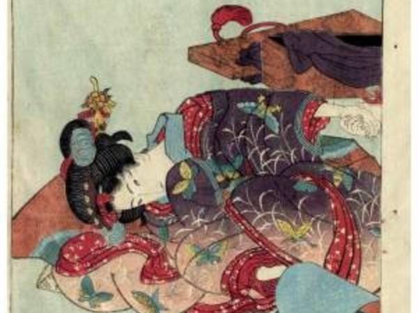 Shunga. Immagini della Primavera. Xilografie erotiche del periodo Edo e Meiji