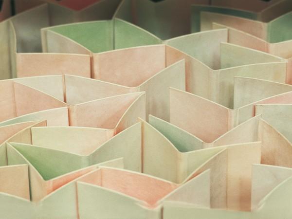 Alfredo Pirri, La stanza di Penna, 1999. Installazione, particolare