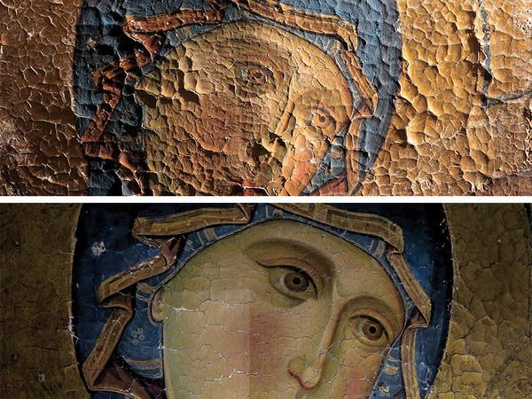 Madonna di San Luca (o Salus Popoli Romani), fine del XIII secolo