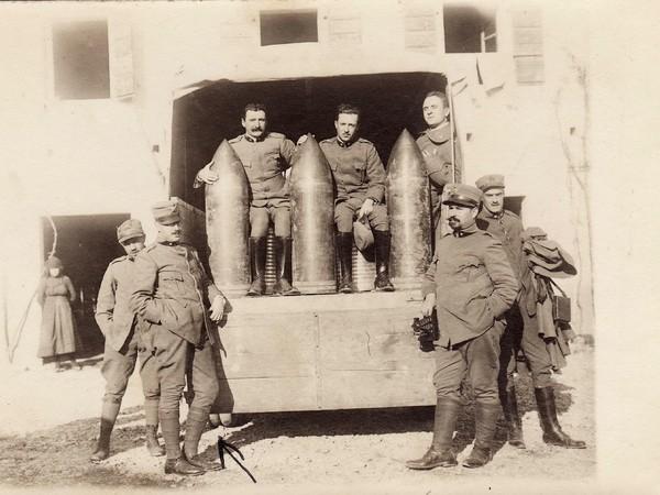 1915-1918 | Ebrei per l'Italia, Memoriale della Shoah di Milano