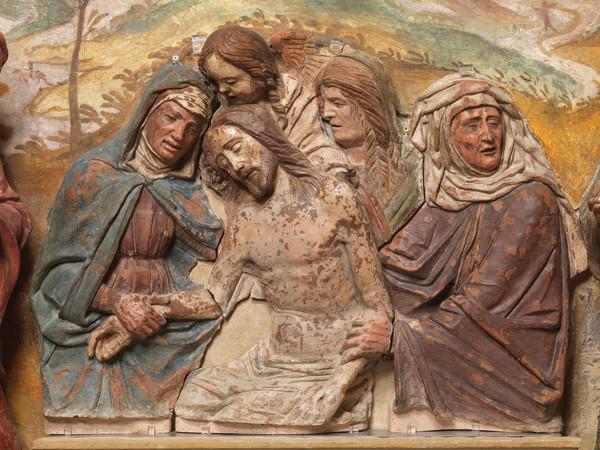 Plasticatore padovano, Compianto su Cristo morto. Padova, Chiesa di San Pietro