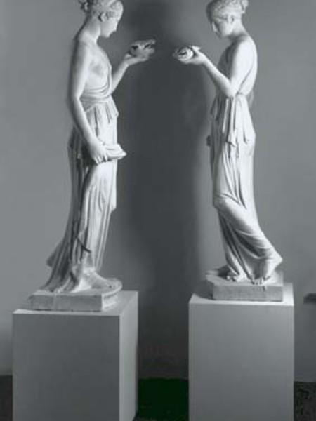Arte torna arte, Galleria dell'Accademia, Firenze