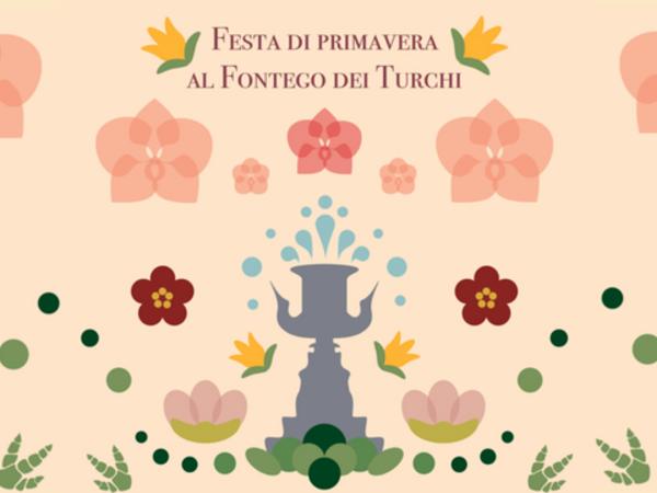 Festa di Primavera al Fontego dei Turchi, Venezia