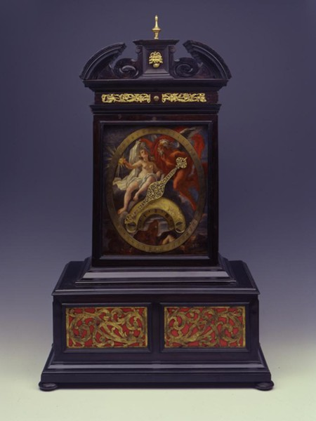 Orologio ad altare