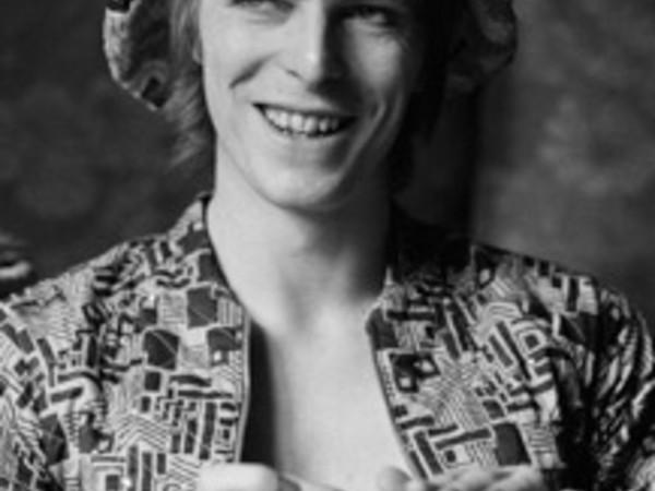 Michael Putland, David Bowie