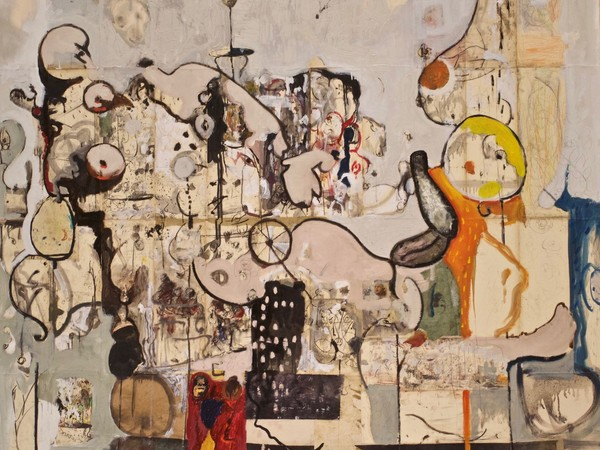 Ignazio Schifano, Il carillon di Eros