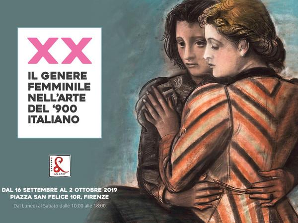 XX Il genere femminile nell'arte el '900 italiano