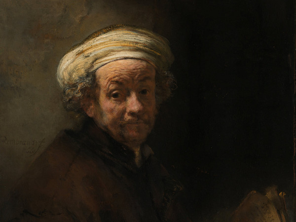 L'<em>Autoritratto come san Paolo</em> a Roma dal 21 febbraio al 15 giugno