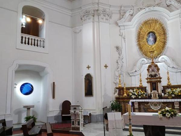 Marco Abbamondi, Lands Pure Pigment, Parrocchia di Santa Maria della Consolazione a Villanova, Napoli
