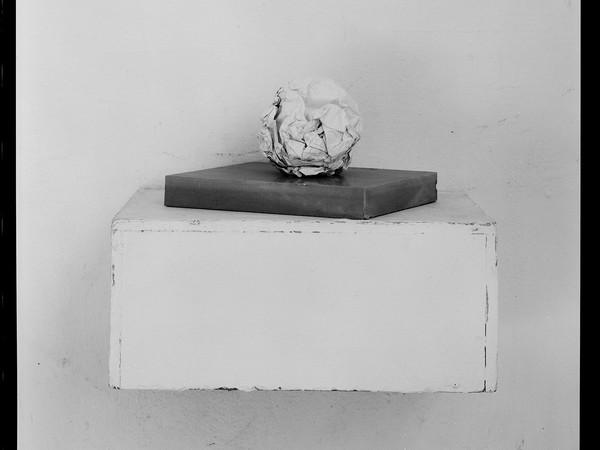 Giulia Marchi, La natura dello spazio logico, 2020