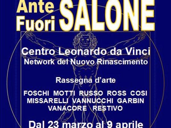 Ante Fuori Salone, Milano