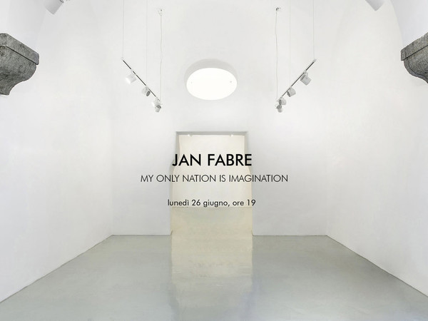 Jan Fabre, My Only Nation is Imagination