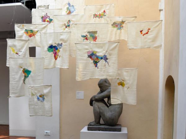Wechselspiel. Paolo Bielli e Susanne Kessler, Galleria d'Arte Moderna, Roma