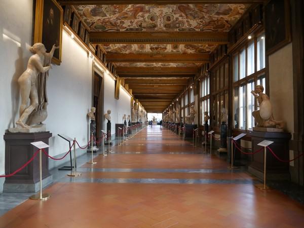 Terzo Corridoio, Gallerie degli Uffizi, Firenze