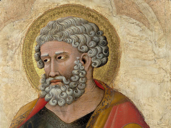 Francesco di Traino, San Pietro, 1325-1330. Tempera e oro su tavola. Museo Nazionale di San Matteo, Pisa
