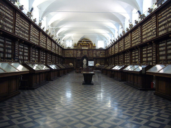 Biblioteca Nazionale Casanatense, Roma