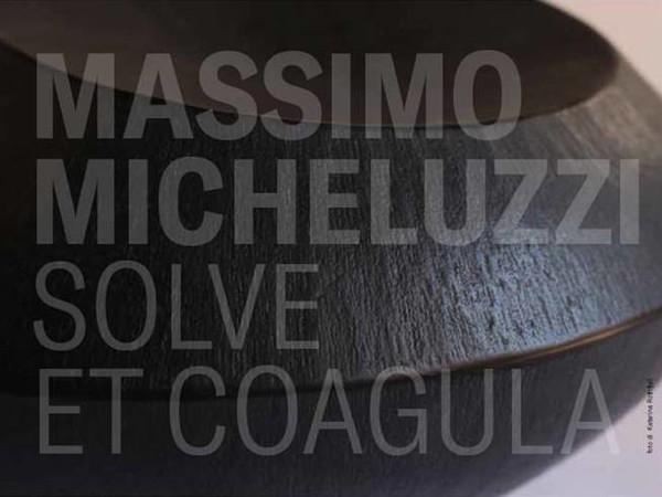 Massimo Micheluzzi. Solve et coagula