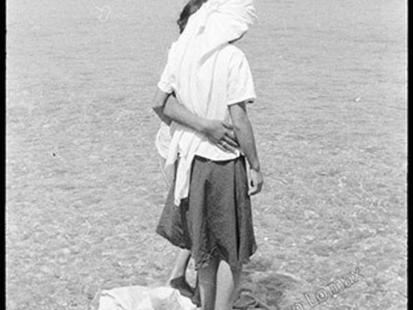 1954-1955 Alan Lomax in Italia