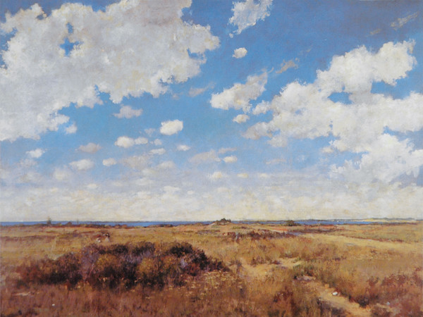 William Merritt Chase, Flying Clouds, 1892 | © Private collection