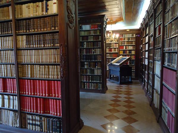 Biblioteca del Monumento Nazionale di Montevergine