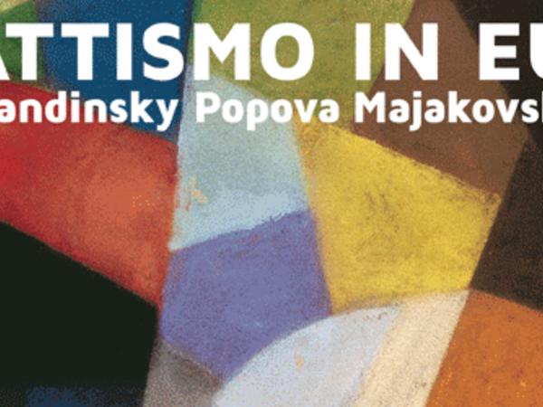 Astrattismo in Europa da Malevich a Kandinsky, Forte di Bard