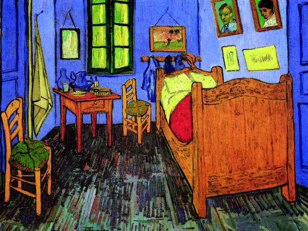 Vincent van Gogh, Bedroom in Arles