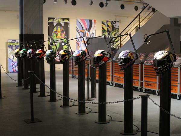 I Colori del Motomondiale, Museo Nazionale della Scienza e della Tecnologia, Milano