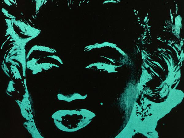 Andy Warhol, Marylin, 1979-1986, acrilico su tela