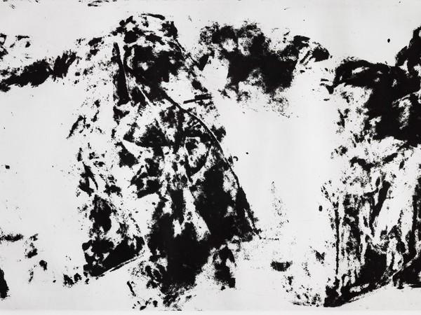 Jannis Kounellis, I Cappotti, 2014