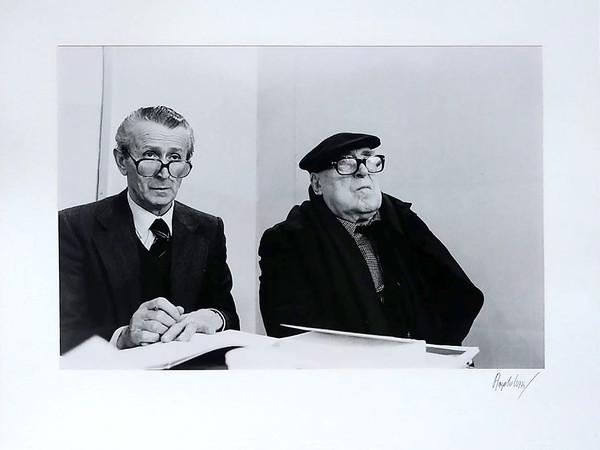 Massimo Soprani e Cesare Zavattini I Ph. Angelo_Cozzi