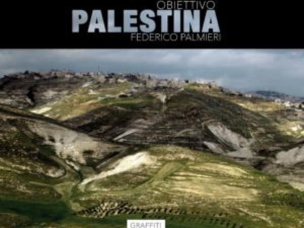 Federico Palmieri, Obiettivo Palestina, Graffiti 2017